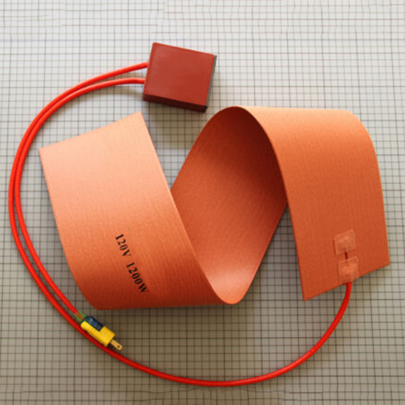 Thermal Silicone Heat Orange 152mm *914mm Systems Guitar Blanket Digital Controller Furnaces
