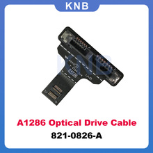 """New For MacBook Pro 15"""" A1286 DVD Optical Drive Cable Connector 821 0826 A 2009 2010 2011 2012 Year"""