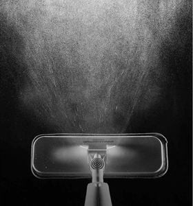 Image 5 - Original Xiaomi Deerma Water Spraying Sweeper Mijia Floor Cleaner Carbon Fiber Dust Mops 360 Rotating Rod 350ml Tank Waxing Mop