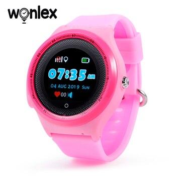 Детские смарт-часы Wonlex KT06 3