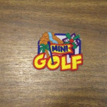 Custom Embroidery Patch - Personalized Embroidred Name Tag Label w
