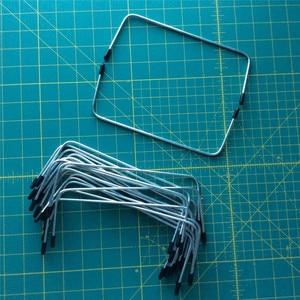 Image 3 - Внутренние оправы из проволоки, оправы для кошельков, оправы для докторских сумок, кошельков