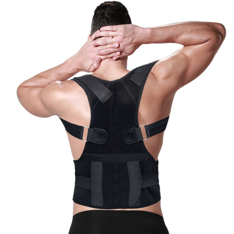 Medical Posture corrector back support corset for posture Support Belt Posture Correction for relief back Shoulder Lumbar pain