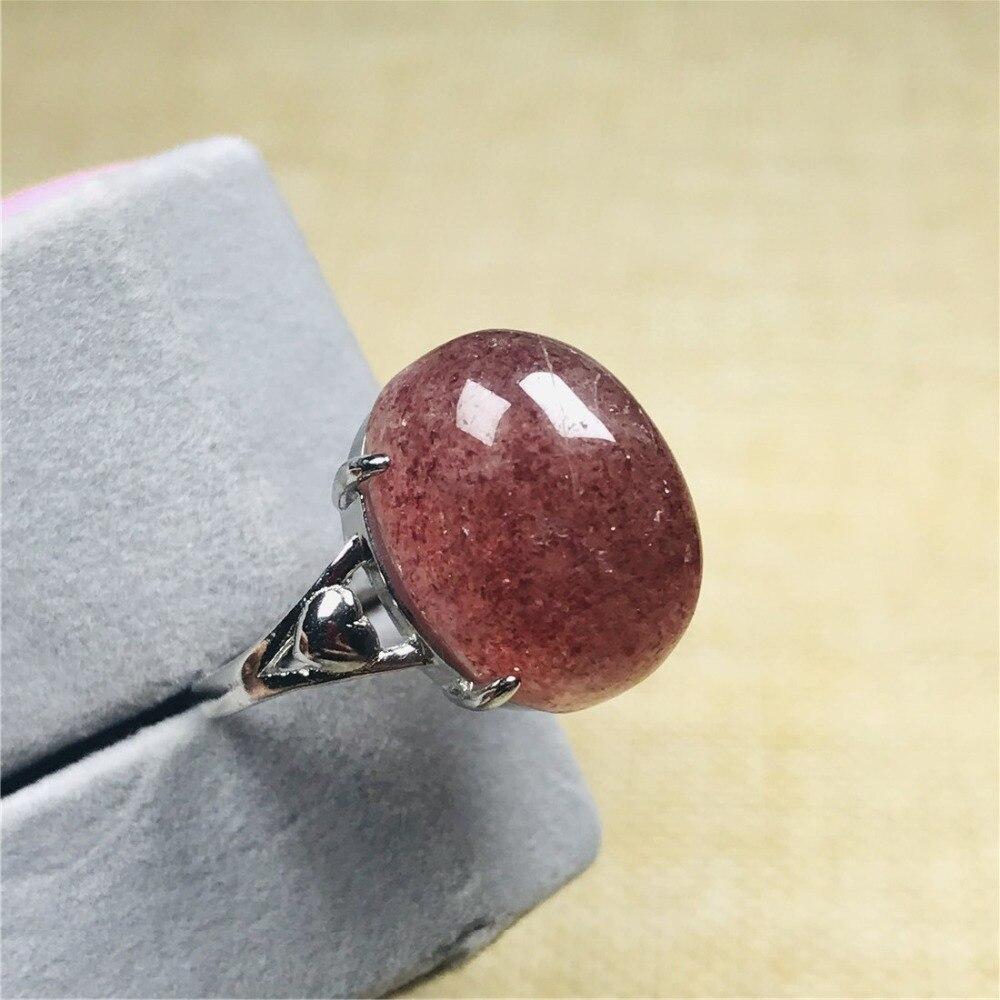 Strawberry Quartz Ring (17)