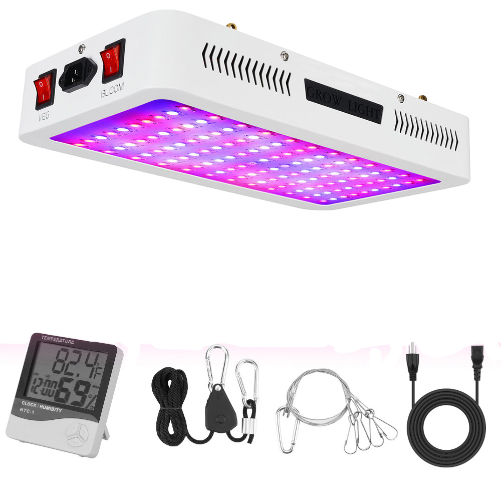 ARTOO LED grow light 2000W Full Spectrum for Indoor Greenhouse tent plants led