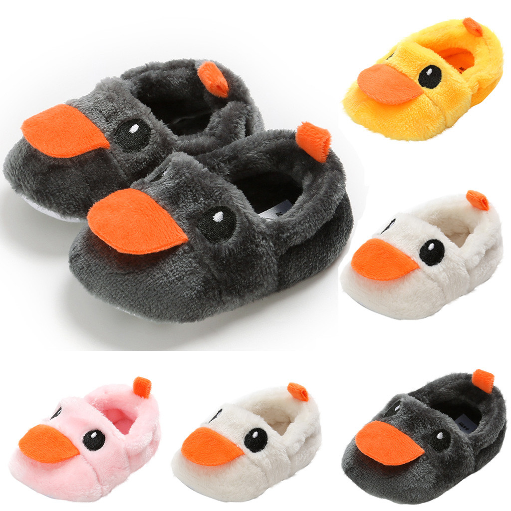 Boys Shoes First-Walkers Baby-Girl Fashion -81640 Duck-Shape Mixed-Colors Comfortable