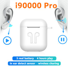 Original i90000 Pro TWS Air 2 In ohr Bluetooth Kopfhörer Mini Wireless Sport Headset Kopfhörer Stereo Ohrhörer Elari Airpodering(China)