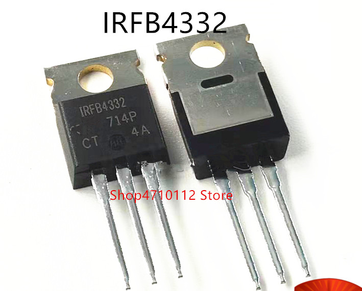 Free Shipping NEW 10PCS/LOT IRFB4332PBF IRFB4332 TO-220