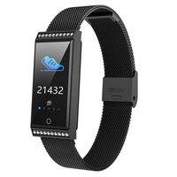 ABKT X11 Smart Bracelet Women Smart Watch Professional Ip68 Waterproof Fitness Tracker Heart Rate Blood Pressure Sports Smart Ba