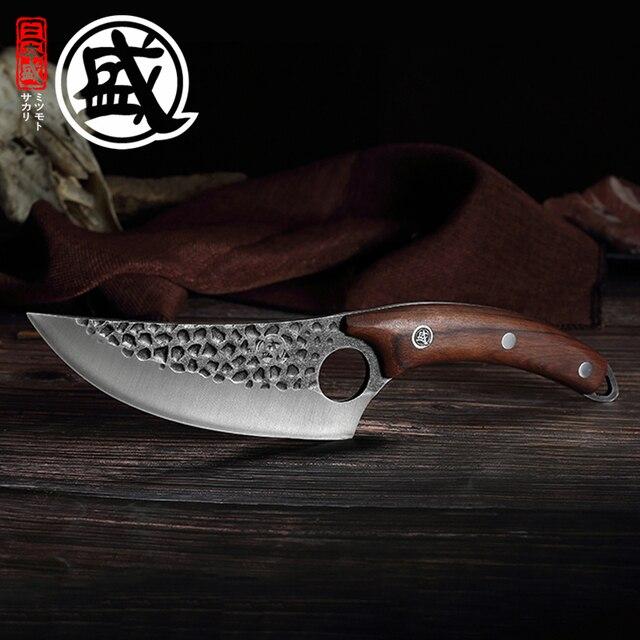 MITSUMOTO Handcrafted Boning Knife 3