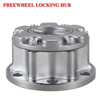 Auto Manual Freewheel Locking Hub 28 Teeth For Mitsubishi Montero Pajero Triton L200 L300 4WD MB886389
