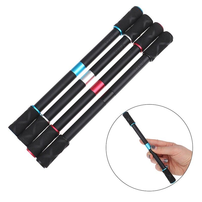 1 pçs novidade caneta girando caneta esferográfica de jogos para crianças estudantes presente brinquedo estudante rotativo pressão alívio caneta