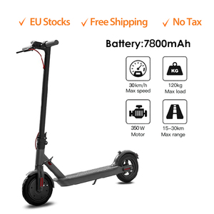 8.5 Inch Foldable Electric Sco