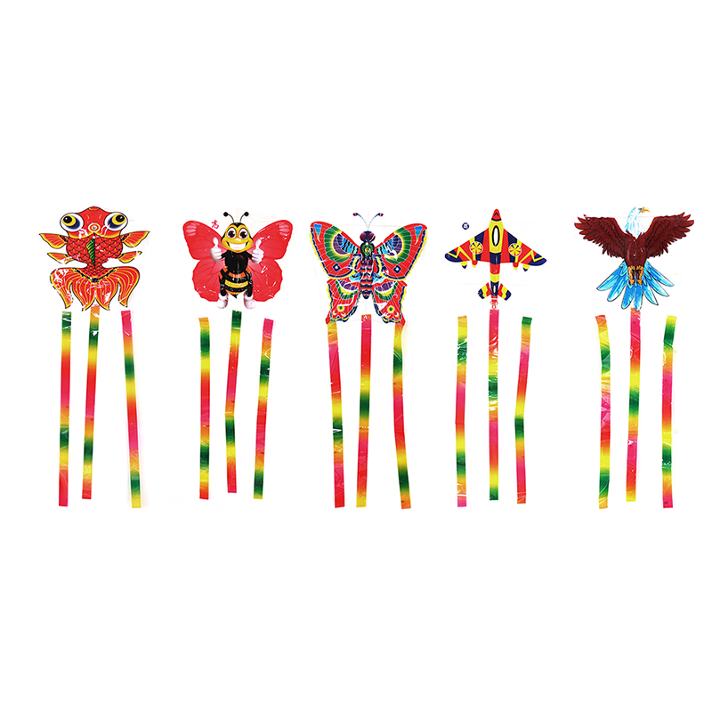 1pc Outdoor Kites Butterfly Flying Kite Children Kids Fun Sports Toys