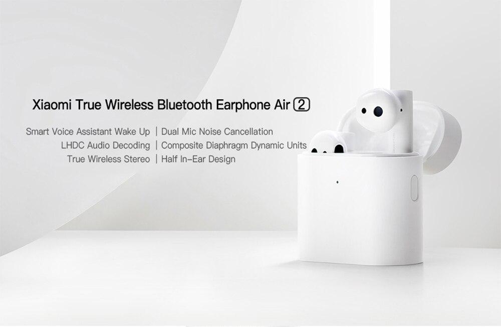 Xiaomi Airdots Pro 2 xiaomi air 2 TWS Bluetooth Headset 2 Mi True Wireless Earphone 2 LHDC Tap Control Dual MIC ENC (8)
