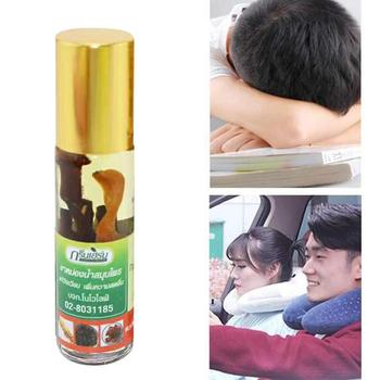 10ml Natural Balsam Balm Thai Green Herb Oil Herbs Thailand Green Ointment Muscle Pain Relief Ointment Compound Essential Oil