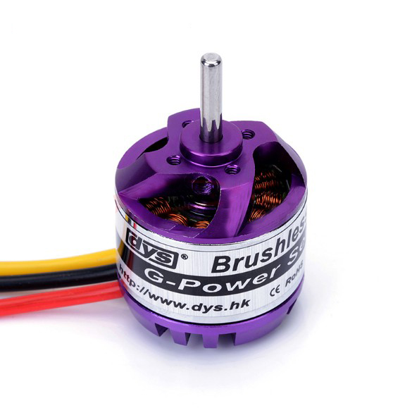 FlashHobby DYS D2830 2830 <font><b>750KV</b></font> 850KV 1000KV 1300KV <font><b>Brushless</b></font> <font><b>Motor</b></font> For Multicopter image