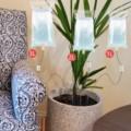 1/2/3L садового полива воды сумка автоматическое устройство орошения капельного стрелка полива растений инструменты для выращивания цветов ...