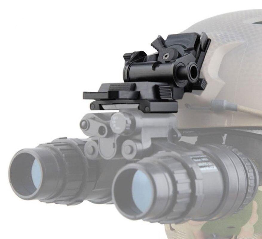 braço para dispositivo visão noturna softair peltor pvs15 18