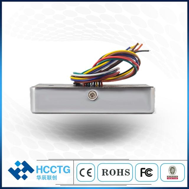 HM30 QR code + RFID access control reader RS232/USB/RS485/TTL Wiegand 4