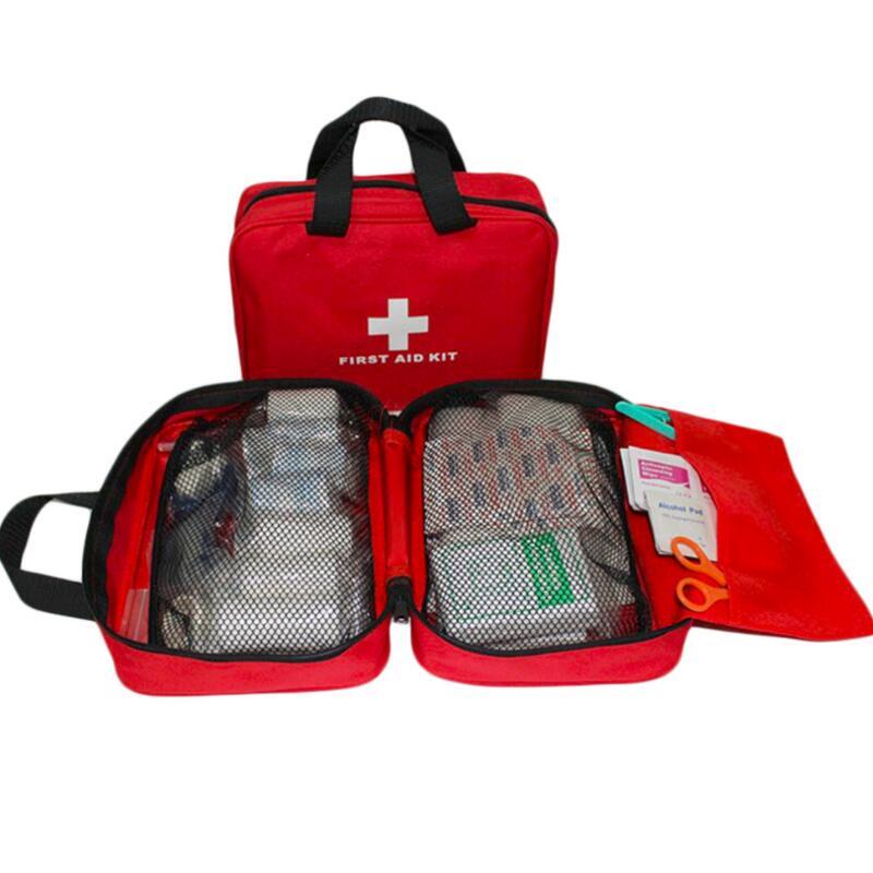 Drop Shopping First Aid Kit Big Car First Aid Kit Large Outdoor Emergency Kit Bag Travel Camping Survival Medical Kits