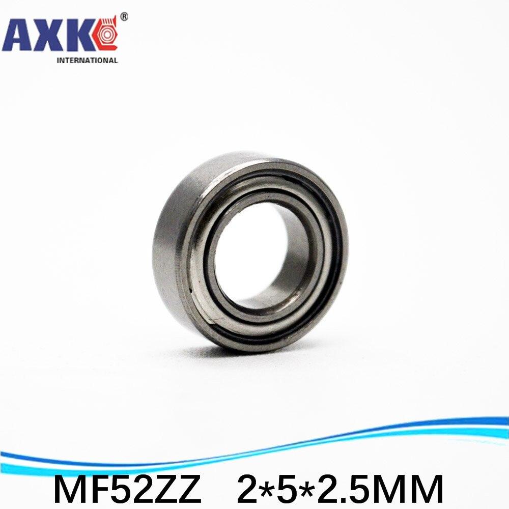 US Stock 10pcs MF63ZZ Shielded Flanged Model Ball Flange Bearing 3 x 6 x 2.5mm