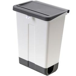 Kuchenny kubeł na śmieci plastikowy ścienny kosz na śmieci odpady kosz na śmieci kompost uchwyt na worek na śmieci pojemnik na odpady łazienka kosz na śmieci