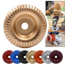 100 Angle Grinder Sanding Carving Rotary wheel Abrasive Disc for tea tray root carving wood quick polishing Shaping power tool