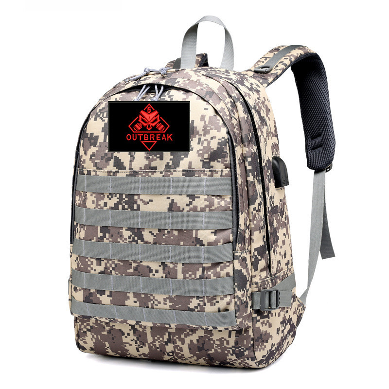 Rainbow Six Siege School Bag Rainbow 6 Game Related Products Men And Women Students Backpack Travel Computer Backpack