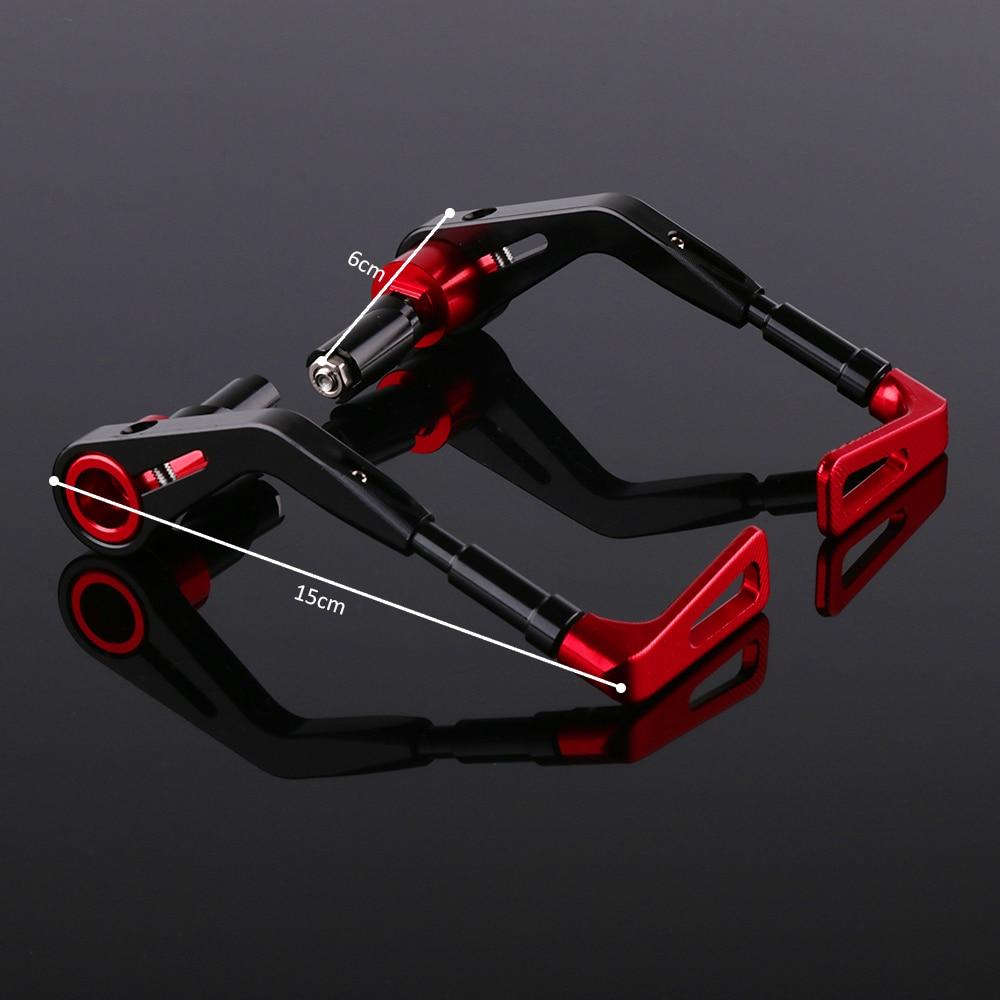 SMOK универсальный ручной кожух на руль мотоцикла 14 мм-17 мм для Honda CRF 450 Yamaha MT09 MT 09, Suzuki SV 650, BMW, Motorrad
