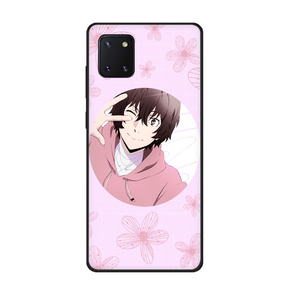 Japanese anime Love Friend Silicone Case for Samsung S10 Note 10 Lite S20 Plus Ultra A01 A11 A21 A41 A51 A71 A81 A91