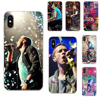 New Chris Martin Coldplay Piano Viva La Live For Xiaomi Redmi Note 8 8A 8T 10 K30 5G Pro For Motorola G G2 G3 G4 G5 G6 G7 Plus image