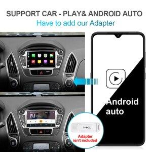 Image 4 - Isudar PX6 2 DIN Android 10 Máy Nghe Nhạc Đa Phương Tiện GPS Cho Xe Hyundai/IX35/TUCSON 2009 2015 Xi Nhan CANBUS tự Động Phát Thanh Hình USB DVR Đầu DVD DSP