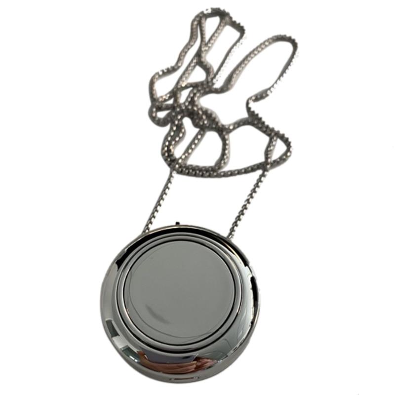 Purificateur dair Portable USB Portable collier personnel Ion négatif purificateur dair assainisseur dair