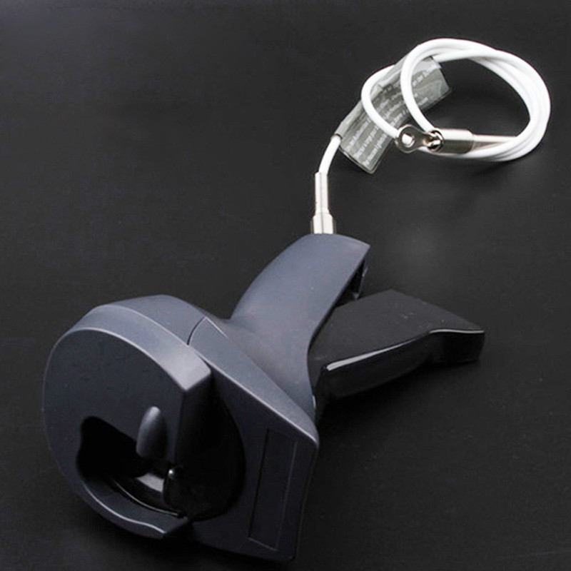 Free Shipping AM58Khz Super Security Alarm Tag Remover Eas Handheld Detacher Gun Detacher 1pcs