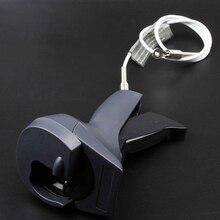Ücretsiz Kargo AM58Khz Süper Güvenlik Alarm Etiketi Sökücü Eas El Detacher Silah Detacher 1 adet