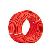 1 пара 4 мм солнечные панели фотоэлектрический кабель медный провод черный и красный с MC4 разъем Солнечный PV кабель 6/2,5 мм