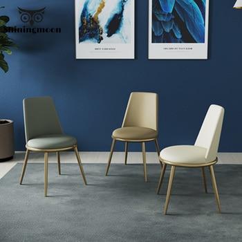 VidaXL moderno diseño 5 uds juego de mesa de comedor sillas ...