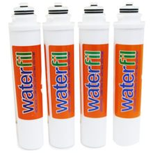 Waterlife – ensemble de 4 filtres pour purificateur d'eau