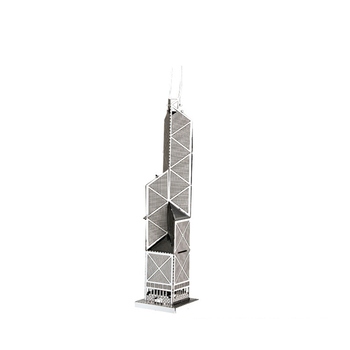 Architecture 3D Metal Puzzles World  26
