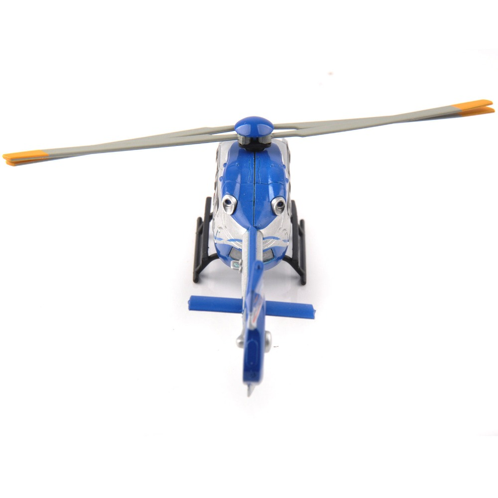 1/87 Scale Airbus Helicopter H145 Polizei Schuco Aircraft Model Airplane Model For Fans Children Gifts