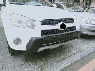 Auto Modificatie Voor/Achter Bumper Voor Toyota RAV4 2009 2010 2011 2012 2013 - 3