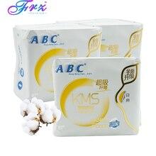 цена на 16 pieces/2 bags ABC Sanitary Napkin Menstrual pads Feminine Hygiene product Health care 240MM Hygienic pads Sanitary Napkin Pad