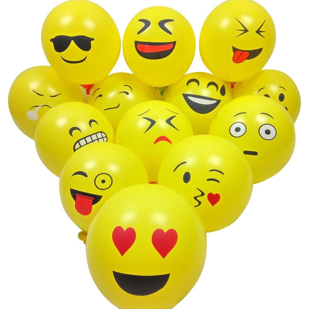 """36/"""" Giant Round Latex Balloon Smile Face Birthday Wedding Party Decor Balloons"""