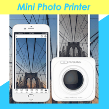 Paperang mini bluetooth usb printer Photo Portable Thermal Printer picture For android iSO Phone