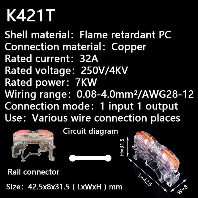 Купить миниатюрные быстроразъемные соединители для проводов универсальный картинки цена