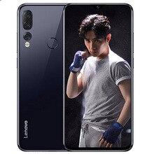 "Rom global lenovo z5s l78071 6 gb 64 gb celular android 6.3 ""smartphone triplo traseiro 16mp câmera snapdragon 710 octa núcleo 3300 mah"