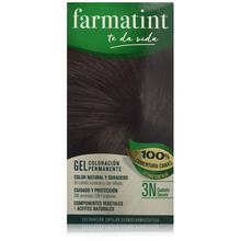 Tinte Permanente Farmatint 3N - Castaño Oscuro (60 ml) (Reacondicionado A+)