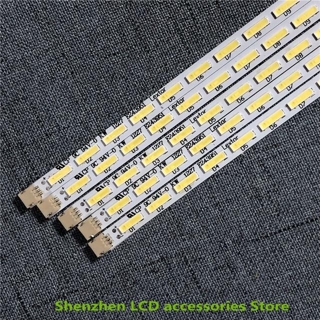2 części/partia dla LED32C320J LED32C700B tylne podświetlenie led do telewizora bar TY 120918D TY 120519D 44LED 410MM E243951 100% nowy