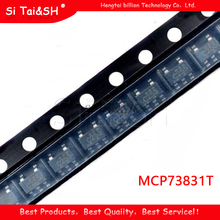 10PCS MCP73831T-2ACI/OT SOT23-5 MCP73831T-2ACI SOT MCP73831T MCP73831 SMD